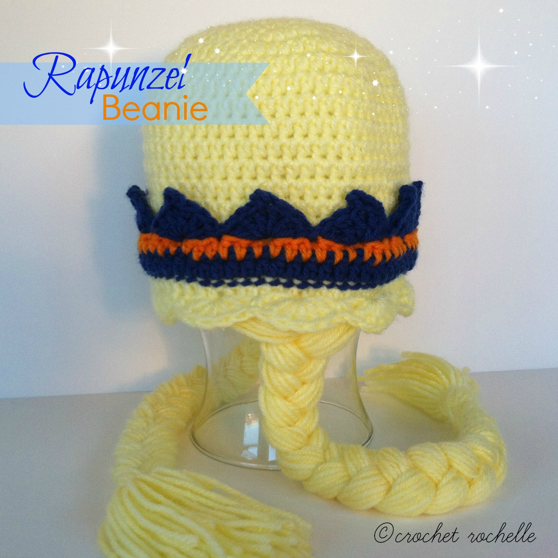 Crochet Rochelle: Rapunzel Beanie