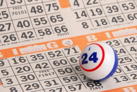 Seniors Love Bingo Games