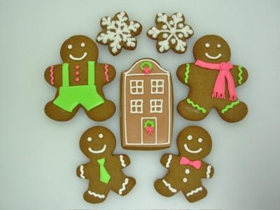 Cute Food For Kids?: 38 Fun Gingerbread Cookie Ideas