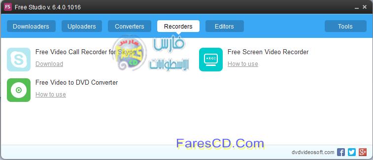 DVDVideoSoft Free Studio 6.4.0.1016 Final