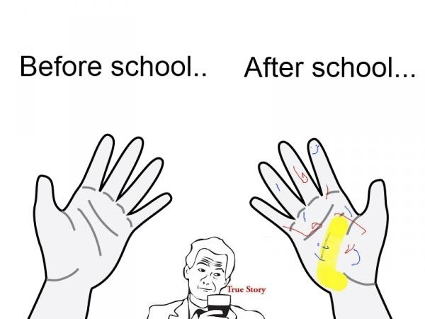 Before School and After School - True Story