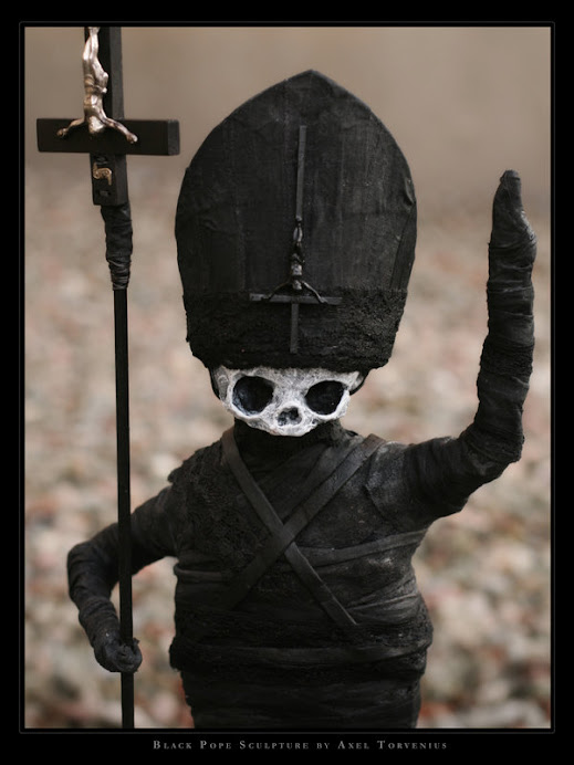 The Black SS-Pope