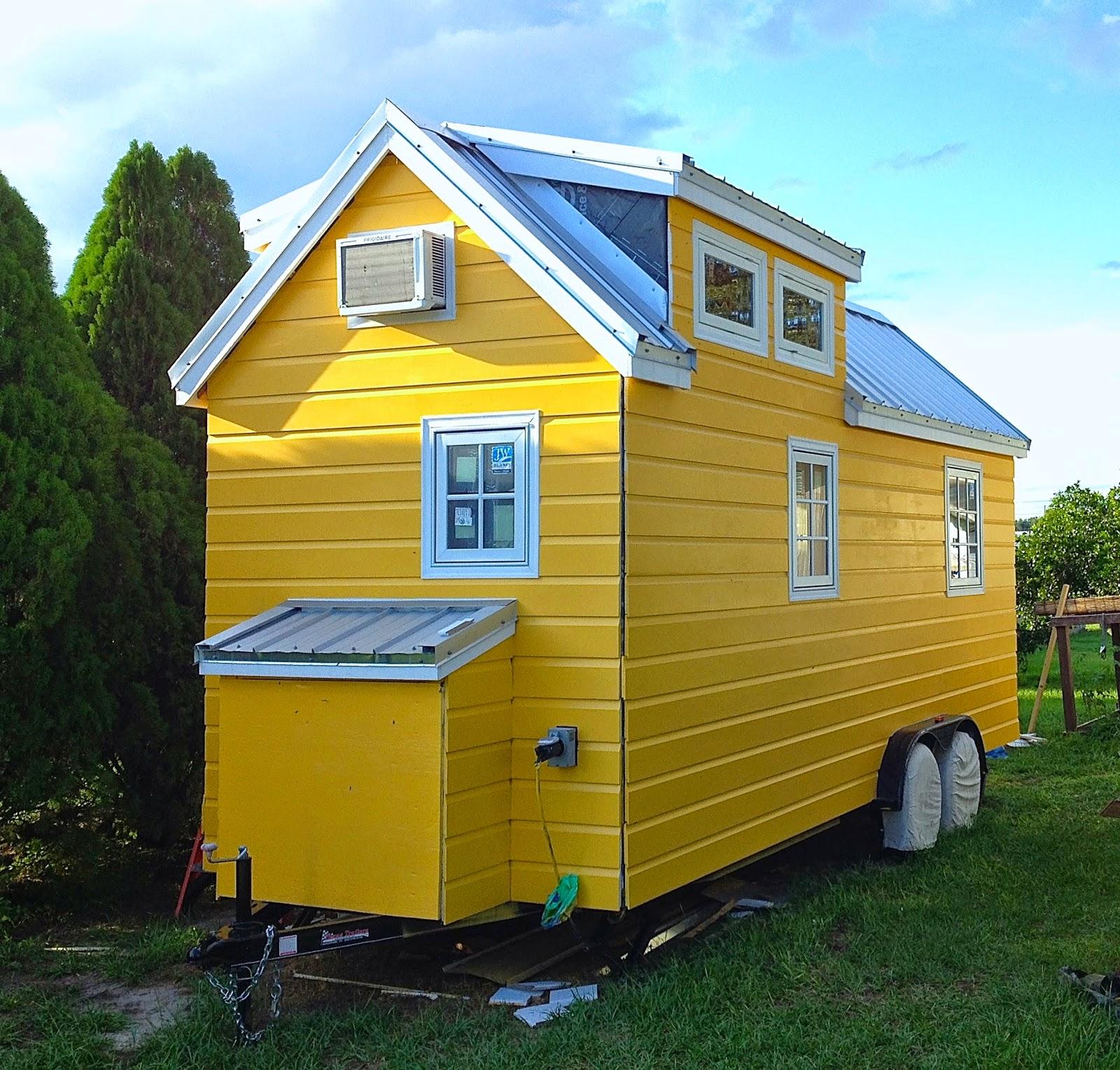 Building a Tiny House A Dream to Reality Dormer Windows