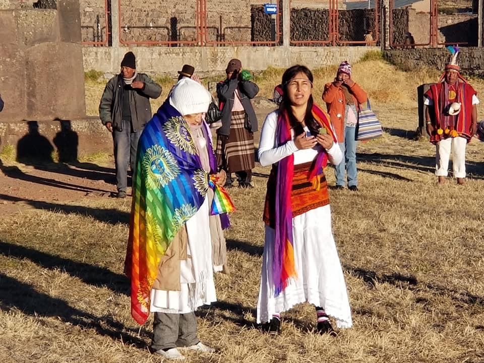 Ceremonias Andinas