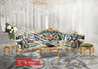 toko mebel duco jepara,sofa cat duco jepara furniture mebel duco jepara jual sofa set ruang tamu ukir sofa tamu klasik sofa tamu jati sofa tamu classic cat duco mebel jati duco jepara SFTM-44011