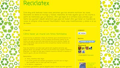 Reciclatex Blog de Reciclaje en Directdoriopax