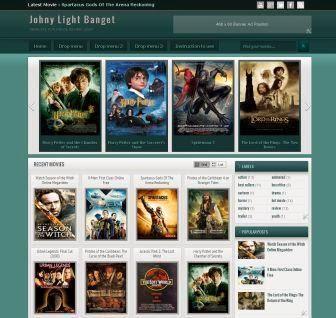 Chia sẻ 3 Template Blogspot Elegant cho site phim