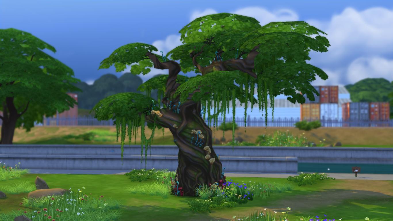 """Guía Sims 4: Desbloquear La """"Gruta Olvidada"""" y El """"Claro Silvestre"""" 11-09-2014_13-50"""