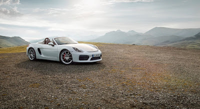 2016 Porsche Boxster Spyder price