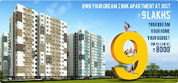Low Budget Flats in Chennai - 9Lakhs* At Marg Swarnabhoomi