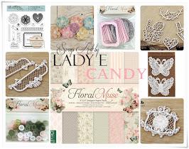 Lady E's Candy - scad. 14 Maggio