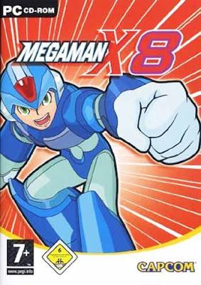 Megaman X8 (2011) Ingles PC