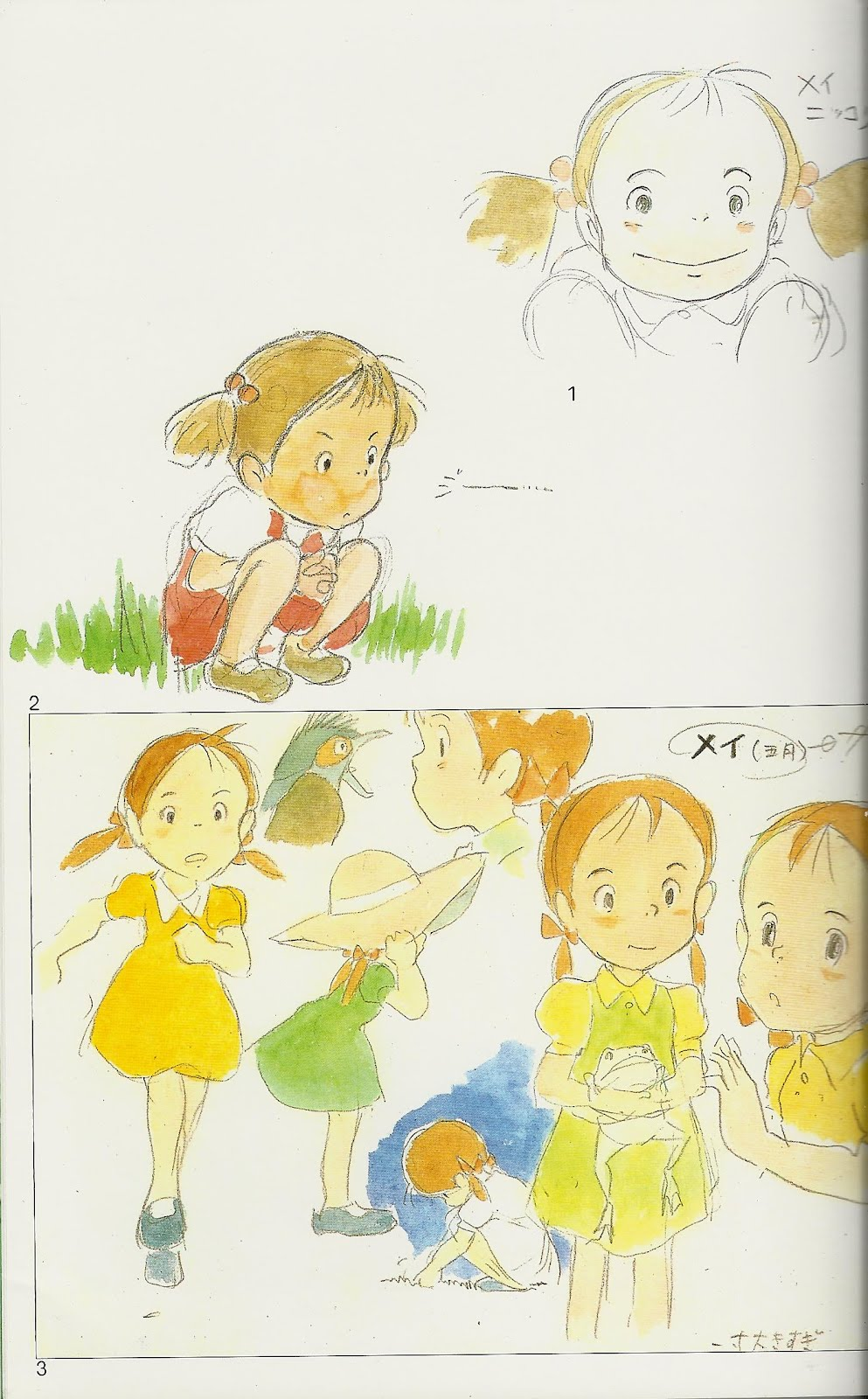 "character development in the movie my neighbor totoro Viz celebrates my neighbor totoro 25th by-scene illustrations and character dialogue ""my neighbor totoro was one of the and the development of his."