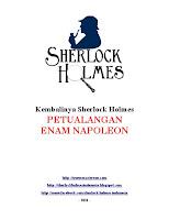 Download ebook Kembalinya Sherlock Holmes Petualangan Enam Napoleon gratis