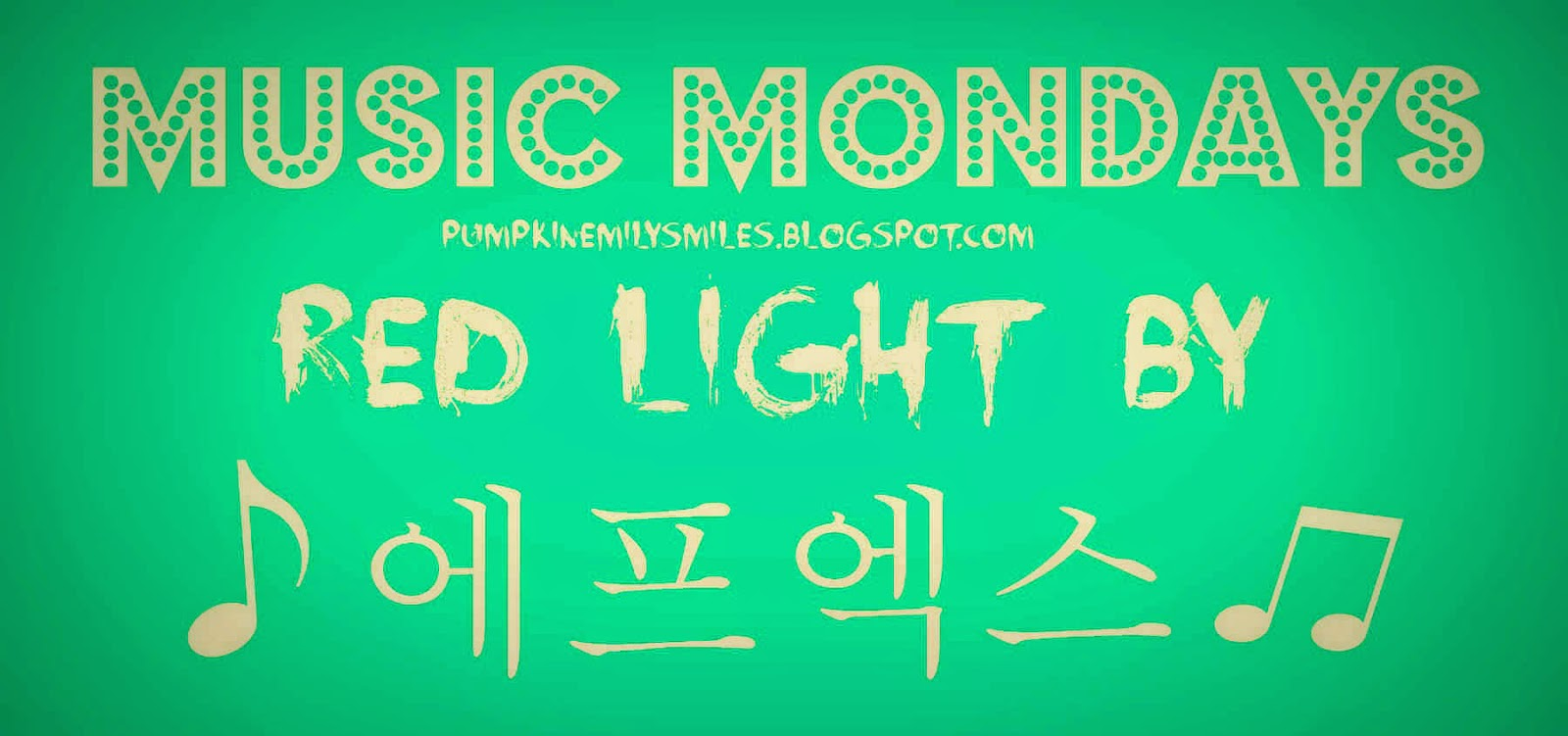 Red Light by 에프엑스 f(x) Music Mondays