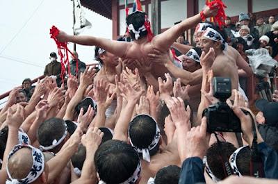 Hadaka Matsuri - Naked Festival