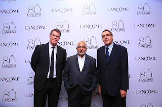 Jerome Georges-Vivien - Zone Director New Markets-Lancôme,  Hiru Surtani - Director - Exclusive Lines, and Hugues Reydet,  Economic Councellor - Embassy of France in Sri Lanka and Maldives.