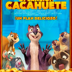 Poster The Nut Job 2014