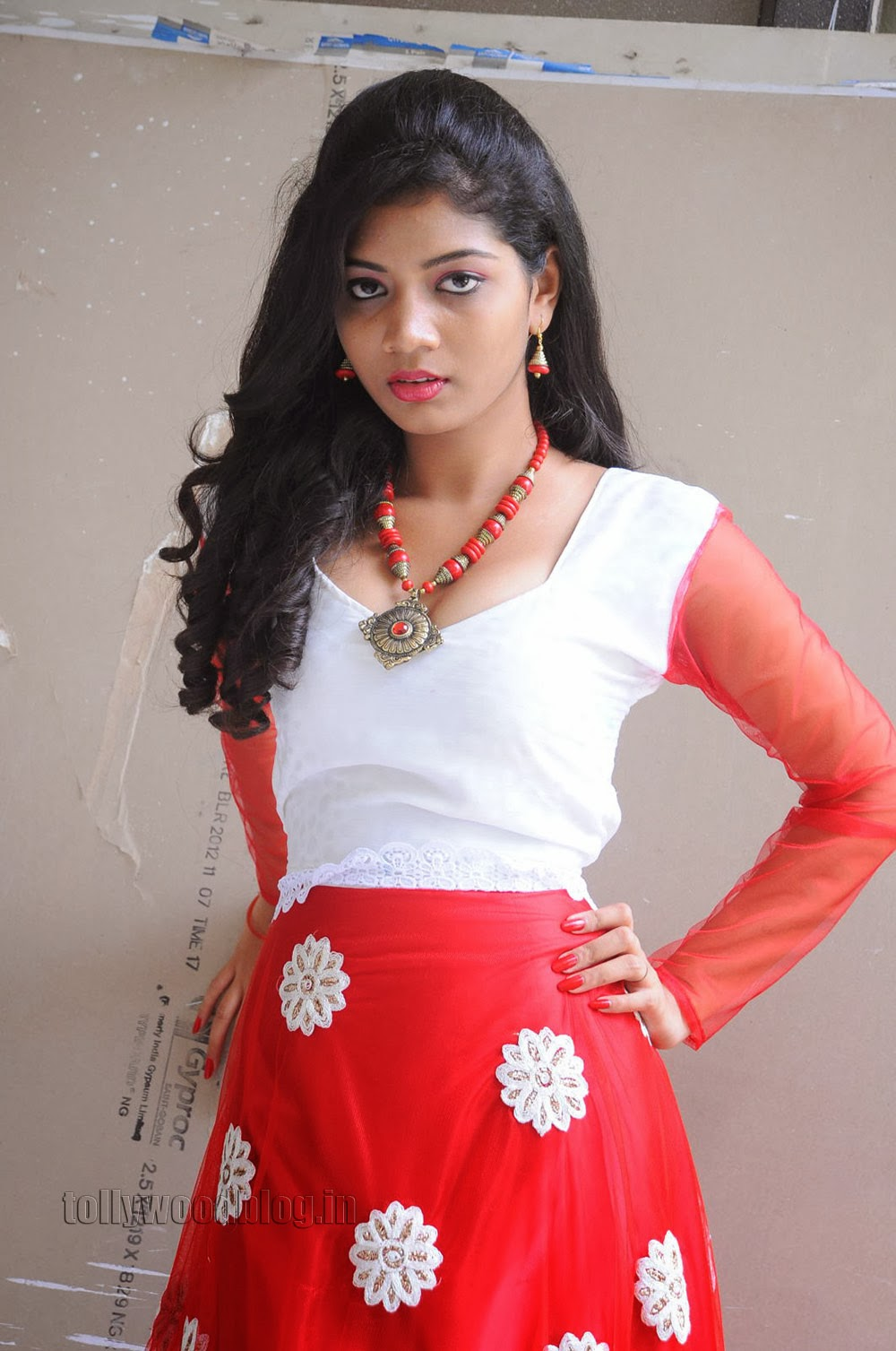 Actress Bindu Photos at freedom from corruption pm