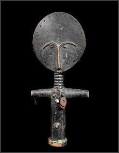 The Asante Akua'ba Doll