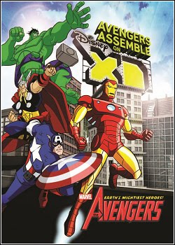 The Avengers: Earth's Mightiest Heroes 2ª Temporada S02E22 PDTV – Legendado