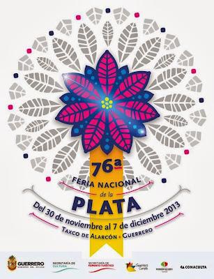 Feria nacional de la plata Taxco Guerrero 2013