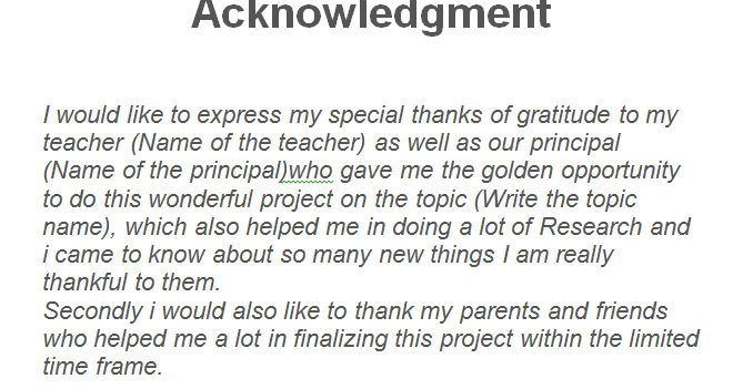 thesis acknowledgments funny Best preface of a msc thesis not particularly funny i believe my masters thesis acknowledgements contained a thank you to my girlfriend promising her many.