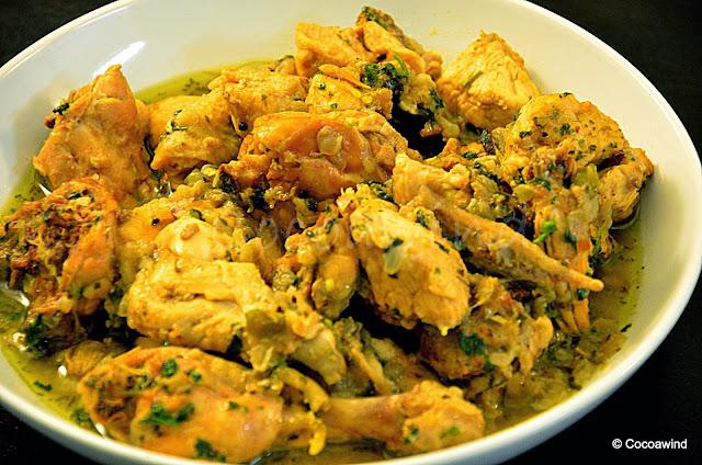 Methi Chicken