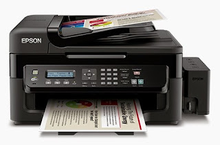 EPSON L555 Driver Download Software
