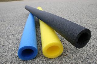 Trampoline Pole Foam Sleeves