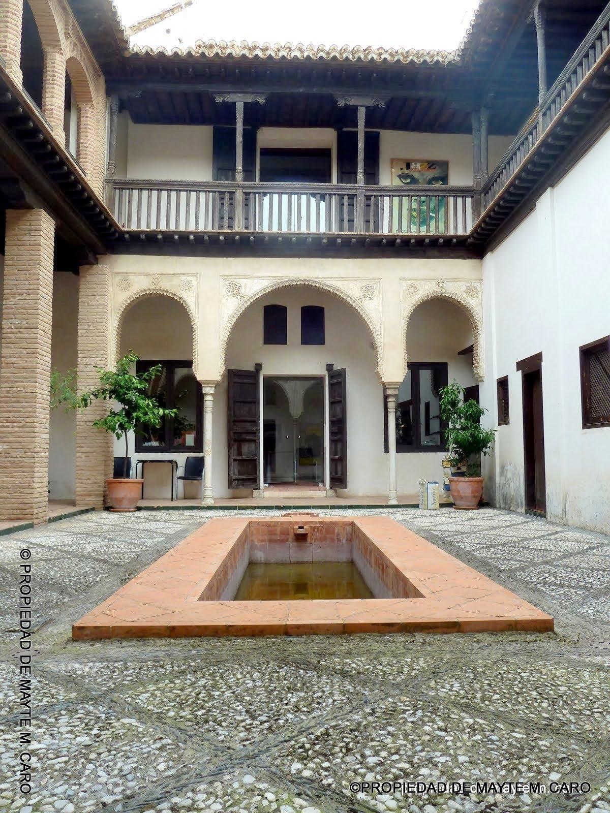 Fuentes de granada casa morisca monumento nacional del - Casa horno de oro ...