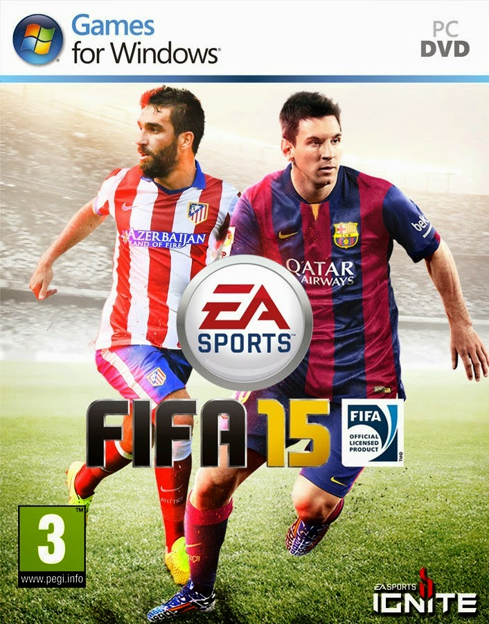 Download Game FIFA 15 for PC/Laptop