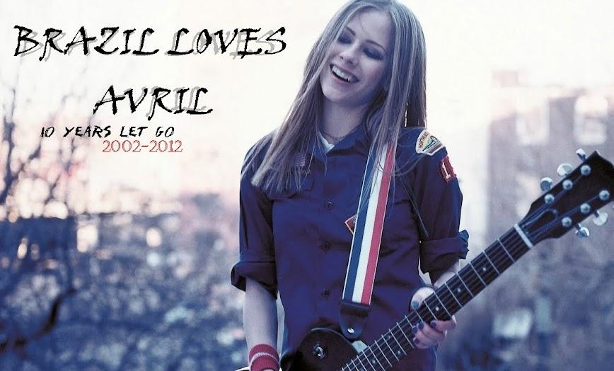Brazil Loves Avril | Sua fonte de informações sobre Avril Lavigne no Brasil!