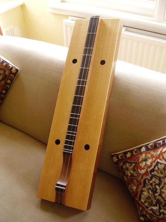 box dulcimer plans 1