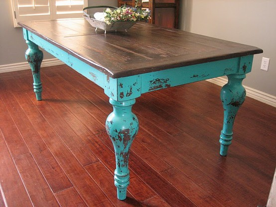 Charmant This Big Lots Piece Of Junk Has Got To Go. I Search Pinterest And Drool At  All The Beautiful Farm Tables And Refurbished Tables Like These Ones.