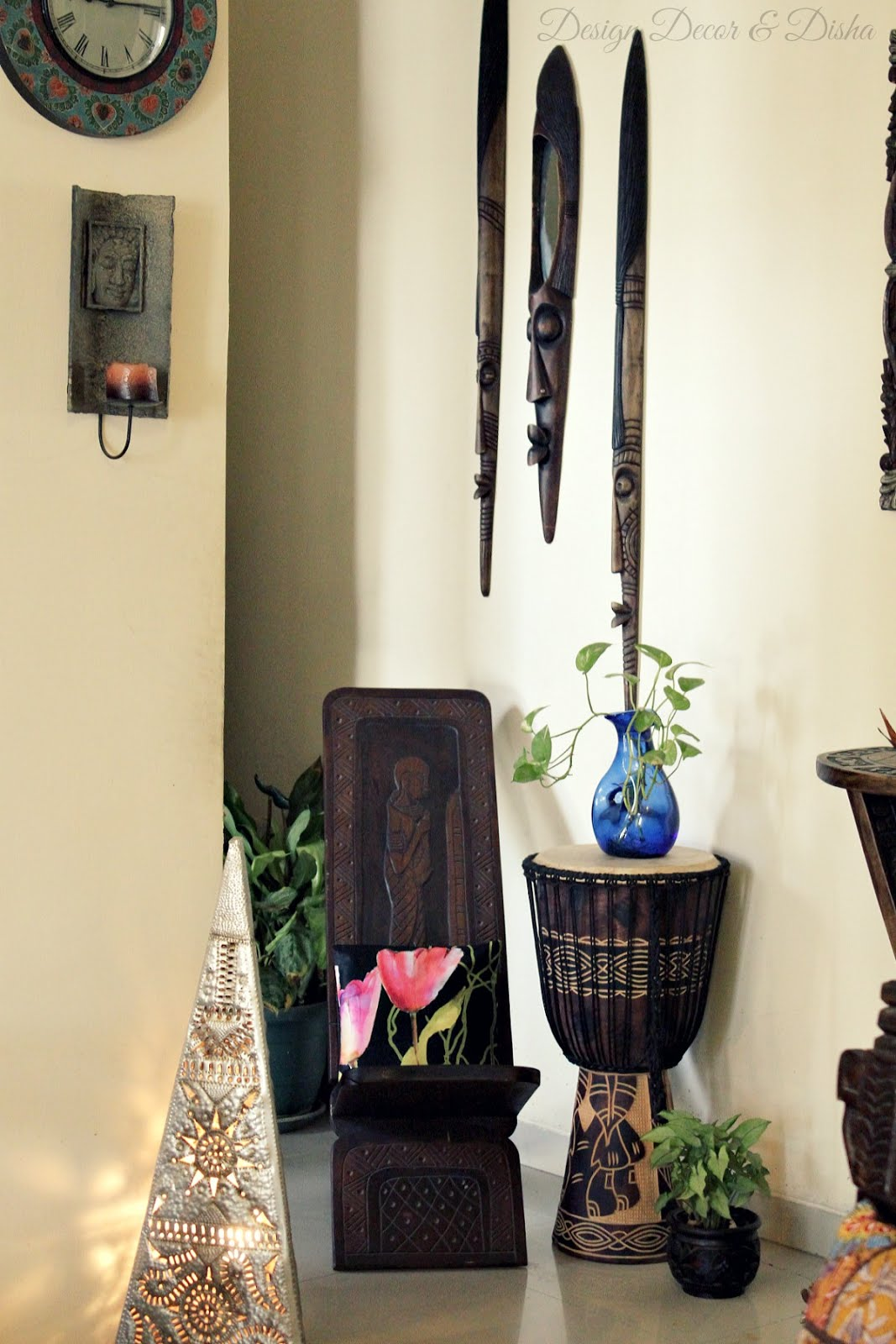 Design decor disha an indian design decor blog home for Indian style decorating ideas