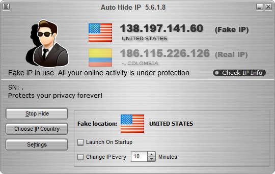 Auto Hide IP Full Oculta tu IP Rápidamente