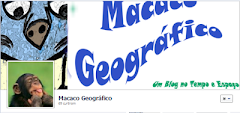 Macaco Geo no Facebook