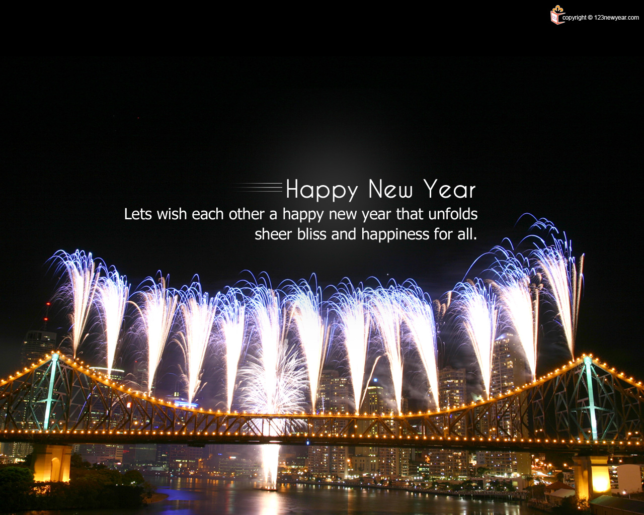 a scintillating wallpaper to send happy new year wishes for 2015 to your family and friends recently searched best new year greetings