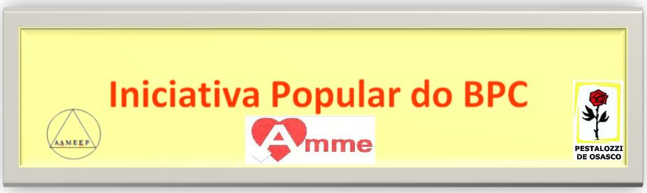 Iniciativa Popular do BPC