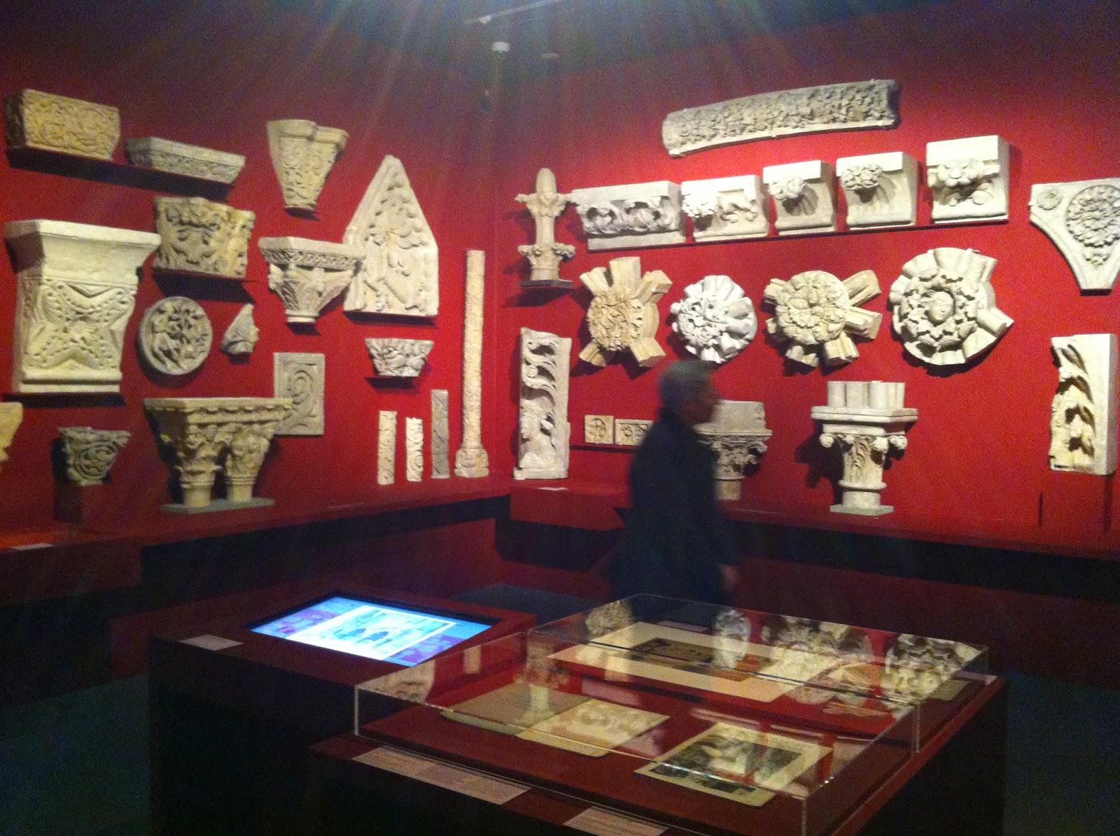 Aperçu du musée de la sculpture comparée