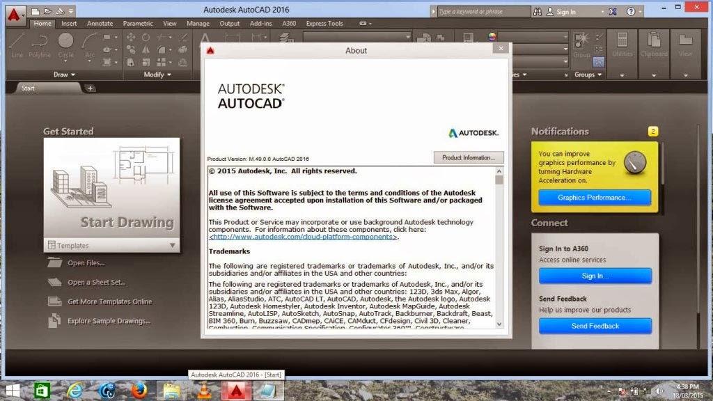 AutoCAD 2010 (32x64 bit) ดาวน์โหลด Crack