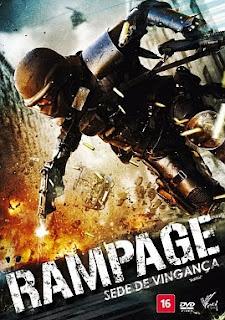 Filme Poster Rampage - Sede de Vingança DVDRip XviD Dual Audio & RMVB Dublado