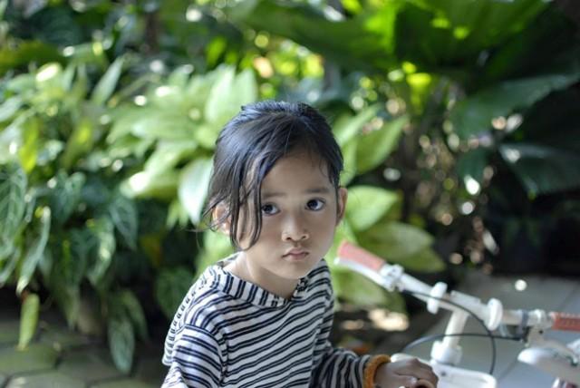Engeline Dan Wajah Asli Anak Indonesia Bahkan Dunia .