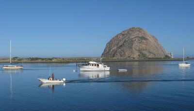 Morro Bay, Californien, USA