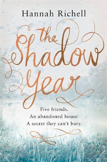 The Shadow Year, Hannah Richell cover