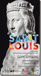 Exposition Saint Louis à la Conciergerie