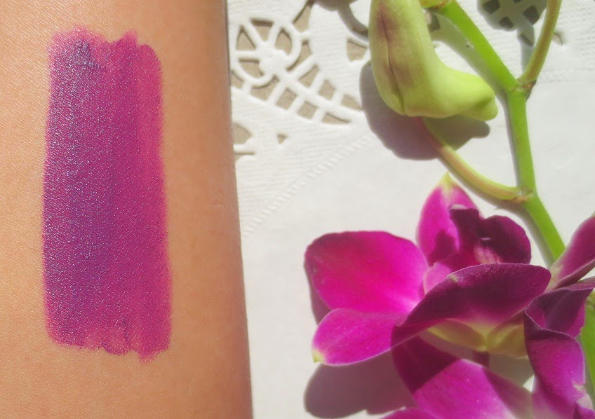 Revlon Shameless Colorburst Matte Balm Swatch and Review India