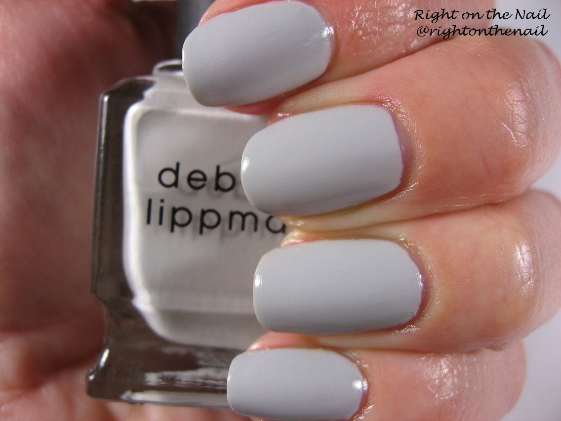 Right On The Nail Right On The Nail Deborah Lippmann Swatches And
