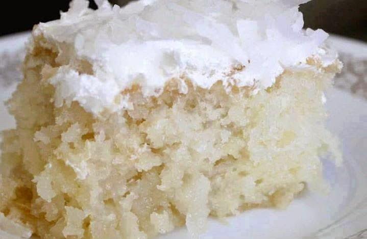 Butterfinger Cake Recipe Yellow Cake Mix Eagle Brand Milk